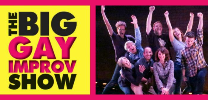The Big Gay Improv Show