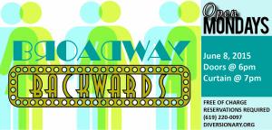 Broadway Backwards DTP Web Banner