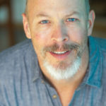 Playwright Mike Sears. Sears's When It Comes, directed by Lisa Berger, with puppetry by Animal Cracker Conspiracy and music by Clinton Davis, runs Dec. 11-13, 2015 and is funded by a Creative Catalyst Fellowship from the San Diego Foundation. Photo courtesy of The Old Globe.