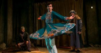 Troy Iwata as Paiman. Photo by Simpatika.
