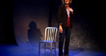 "Shana Wride as ""Lisa"" - photo by Daren Scott"