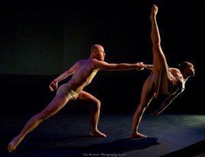 Sudden Subjugation Choreography: Caryn Ipapo-Glass Performers: Nicholas Strasburg, Brittany Taylor