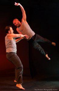 Cage Match Choreography: Michael Mizerany Performers: Bradley Lundberg, Nicholas Strasburg