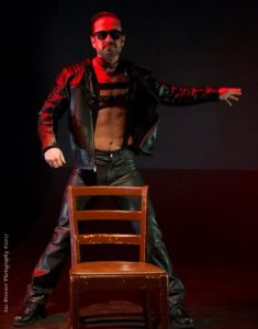 Teeth (Premiere) Choreography: Michael Mizerany Performer: Travis Ti