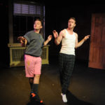 Stewart Calhoun & Jacob Caltrider in Marry Me a Little at Diversionary Theatre, September 2013. Photo: Ken Jacques.