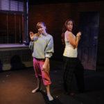 Sarah Errington & Mitzi Michaels in Marry Me a Little at Diversionary Theatre, September 2013. Photo: Ken Jacques.